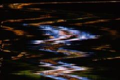 Ψηφιακή αφηρημένη διαστρέβλωση δυσλειτουργιών σύστασης υποβάθρου οθόνης Στοκ Εικόνες
