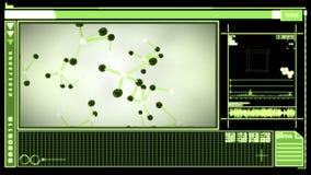 Ψηφιακή διεπαφή που παρουσιάζει μειωμένα μόρια απεικόνιση αποθεμάτων