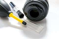Ψηφιακή κάμερα Len Στοκ Εικόνες