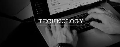 Ψηφιακή καινοτόμος έννοια μεριδίου καινοτομίας τεχνολογίας Στοκ φωτογραφίες με δικαίωμα ελεύθερης χρήσης