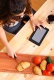 Ψηφιακή κουζίνα Στοκ εικόνες με δικαίωμα ελεύθερης χρήσης