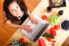 Ψηφιακή κουζίνα Στοκ Εικόνα