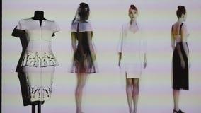 ψηφιακή μόδα απόθεμα βίντεο