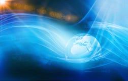 Ψηφιακή σειρά 58 έννοιας υποβάθρου τεχνολογίας Ελεύθερη απεικόνιση δικαιώματος