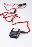ψηφιακή συσκευή αναπαρα&g Στοκ Φωτογραφία