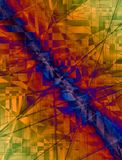 ψηφιακή σφαίρα 004 Στοκ εικόνες με δικαίωμα ελεύθερης χρήσης