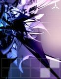 ψηφιακή τήξη διανυσματική απεικόνιση