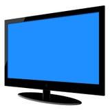 Ψηφιακή τηλεόραση Στοκ εικόνα με δικαίωμα ελεύθερης χρήσης
