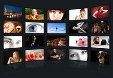 ψηφιακή φωτογραφία λευκ& Στοκ Εικόνες