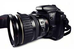 Ψηφιακή φωτογραφική μηχανή SLR Στοκ Εικόνα