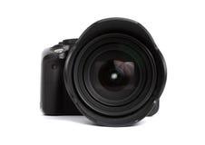 Ψηφιακή φωτογραφική μηχανή SLR Στοκ φωτογραφία με δικαίωμα ελεύθερης χρήσης