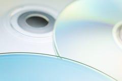 ψηφιακοί δίσκοι Στοκ Φωτογραφίες