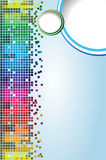 Ψηφιακός εξισωτής Στοκ εικόνες με δικαίωμα ελεύθερης χρήσης