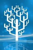 Ψηφιακός ηλεκτρικός σχεδίου Στοκ Φωτογραφία