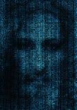 Ψηφιακός Θεός Στοκ Εικόνες