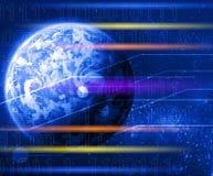 Ψηφιακός κόσμος απεικόνιση αποθεμάτων