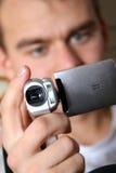 ψηφιακό βίντεο φωτογραφι&k Στοκ Φωτογραφία