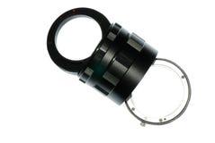 ψηφιακό δαχτυλίδι επέκτα&sig στοκ εικόνες