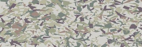 Ψηφιακό εικονοκυττάρου υπόβαθρο φύλλων δέντρων στρατού κάλυψης πράσινο ελεύθερη απεικόνιση δικαιώματος