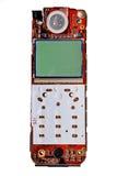 ψηφιακό κινητό τηλέφωνο PCB στοκ εικόνες