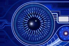 Ψηφιακό μάτι απεικόνιση αποθεμάτων