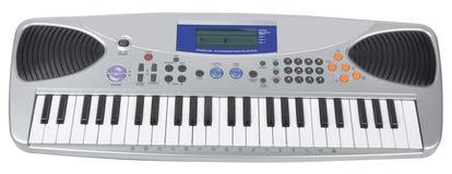 ψηφιακό πιάνο Στοκ εικόνα με δικαίωμα ελεύθερης χρήσης