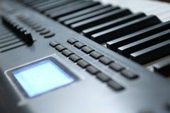 ψηφιακό πιάνο στοκ φωτογραφία με δικαίωμα ελεύθερης χρήσης