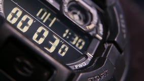 Ψηφιακό πρόσωπο ρολογιών φιλμ μικρού μήκους