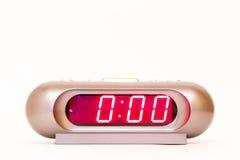 Ψηφιακό ρολόι στοκ φωτογραφία με δικαίωμα ελεύθερης χρήσης