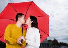 Ψηφιακό σύνθετο της αγάπης του ζεύγους στοκ φωτογραφία