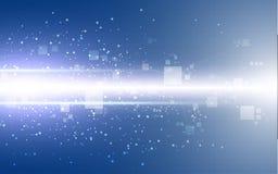 Ψηφιακό υπόβαθρο έννοιας σχεδίου σύνδεσης δικτύωσης τεχνολογίας Στοκ Φωτογραφία