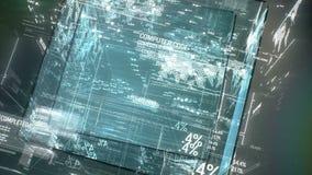 Ψηφιακό υπόβαθρο προγράμματος κώδικα υπολογιστών ελεύθερη απεικόνιση δικαιώματος