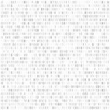 Ψηφιακό υπόβαθρο τεχνολογίας δυαδικού κώδικα Στοιχεία υπολογιστών από 0 και 1 Δυαδικός κώδικας, αποκρυπτογράφηση και κωδικοποίηση απεικόνιση αποθεμάτων