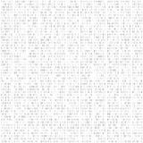 Ψηφιακό υπόβαθρο τεχνολογίας δυαδικού κώδικα Στοιχεία υπολογιστών από 0 και 1 Δυαδικός κώδικας, αποκρυπτογράφηση και κωδικοποίηση διανυσματική απεικόνιση