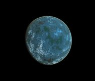 ψηφιακό φεγγάρι Στοκ φωτογραφία με δικαίωμα ελεύθερης χρήσης