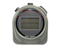 ψηφιακό χρονόμετρο με διακόπτη Στοκ Εικόνες