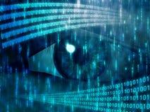 ψηφιακό όραμα ελεύθερη απεικόνιση δικαιώματος