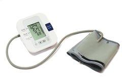 Ψηφιακό όργανο ελέγχου πίεσης του αίματος στοκ εικόνες με δικαίωμα ελεύθερης χρήσης