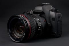 ψηφιακό slr φωτογραφικών μηχ&alpha Στοκ Εικόνες