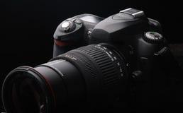 ψηφιακό slr φωτογραφικών μηχ&alpha Στοκ Εικόνα