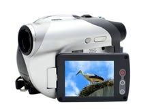 ψηφιακό videocamera Στοκ εικόνα με δικαίωμα ελεύθερης χρήσης