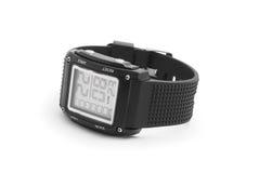 Ψηφιακό wristwatch Στοκ Εικόνες