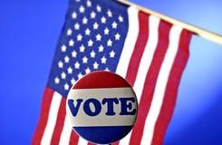 ψηφοφορία αντικειμένων ε&kap Στοκ εικόνες με δικαίωμα ελεύθερης χρήσης