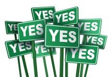 ψηφοφορία ναι απεικόνιση αποθεμάτων