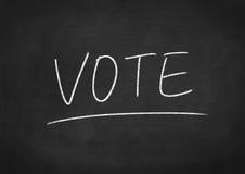Ψηφοφορία Στοκ φωτογραφίες με δικαίωμα ελεύθερης χρήσης
