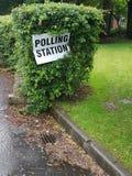 Ψηφοφορία Στοκ φωτογραφία με δικαίωμα ελεύθερης χρήσης