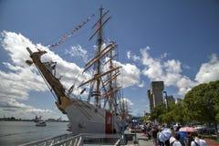 Ψηλός αετός σκαφών Στοκ Εικόνες