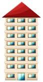 Ψηλό κτίριο Στοκ φωτογραφία με δικαίωμα ελεύθερης χρήσης