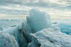 Ψηλό παγόβουνο Στοκ Εικόνα