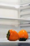 ψυγείο μέσα στοκ φωτογραφίες